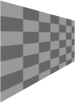 Шахматная доска в перспективе с помощью Imagick